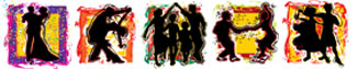 Portland Dancing Logo for dance events webpage